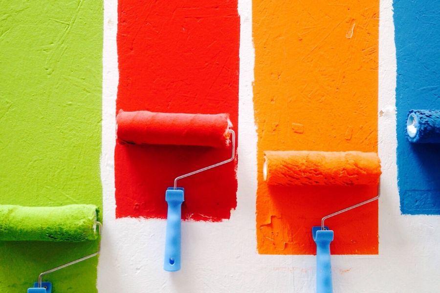 Pintar la casa como un profesional